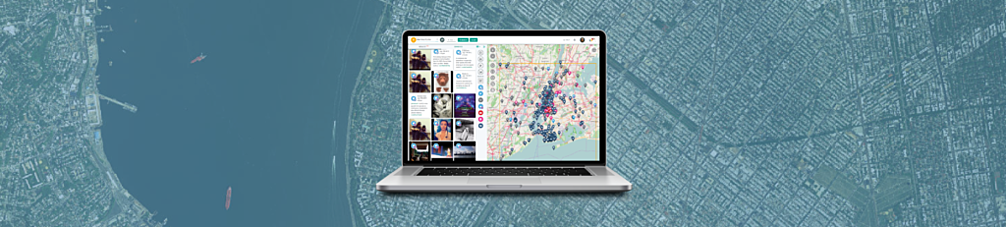 Echosec Social Media Geotagging
