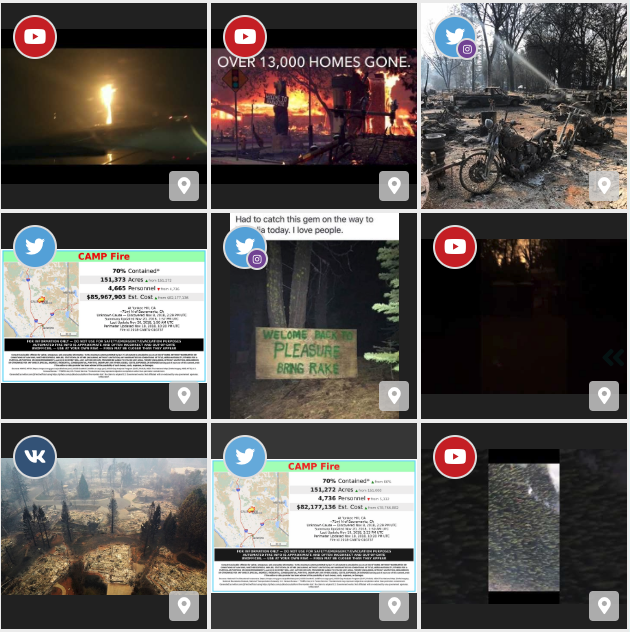The Top 4 Ways a Social Media Map Can Help in a Disaster