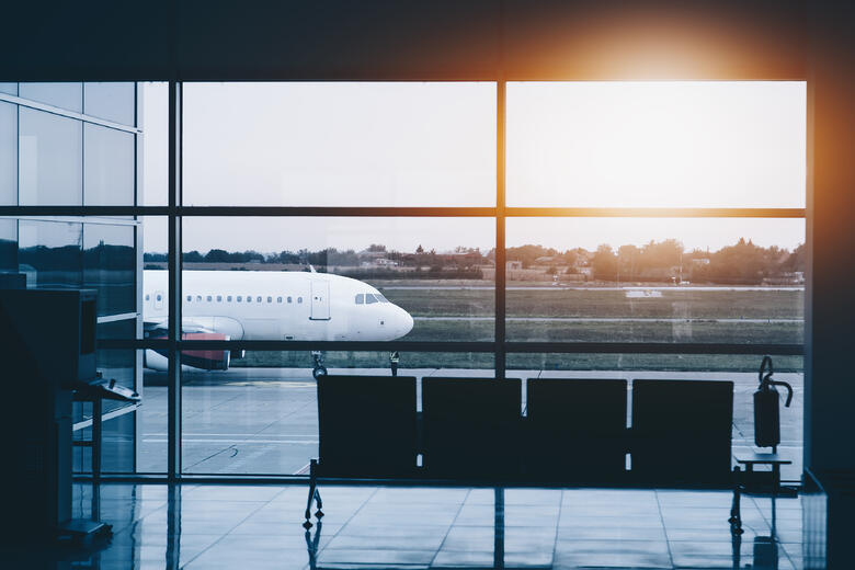 travel risks for executive protection teams in airports