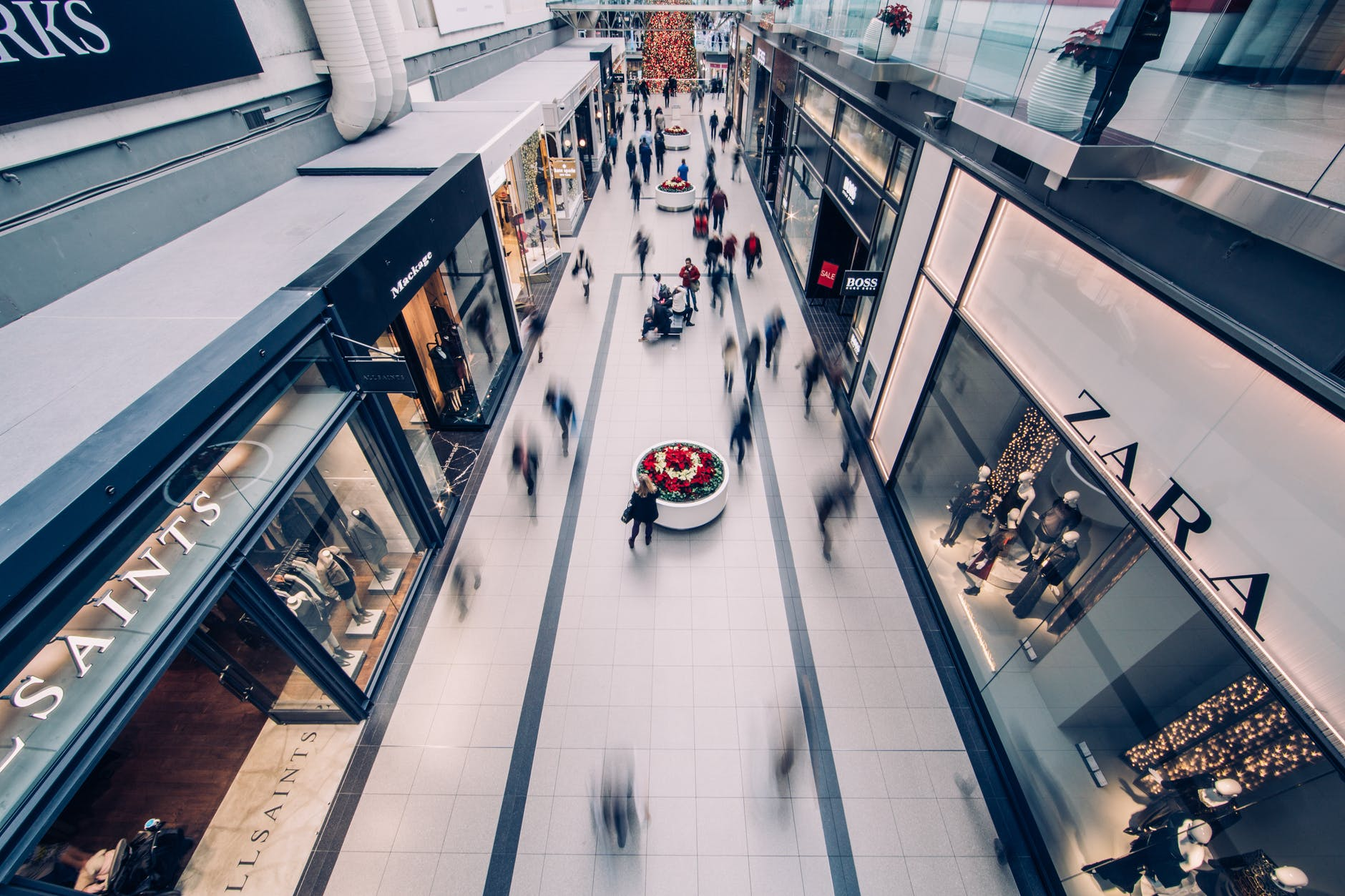 retail industry mall open source threat intelligence