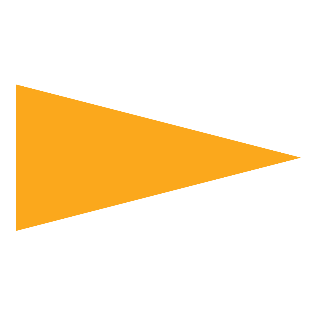 yellow right pointing arrow